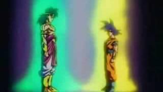 Download goku vs broly amv Video