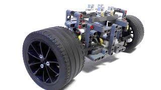 Lego Technic Moc Mercedes Benz Amg C63 Dtm Part 2 Free Download