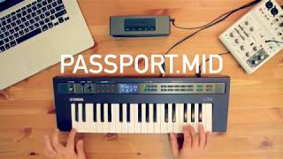 Download PASSPORT.MID [Windows 3 懷舊音樂 - 好和弦 Cover] Video