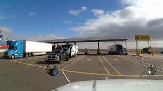 Download #271 Backwards in the Fuel Island Again The Life of an Owner Operator Flatbed Truck Driver Vlog Video