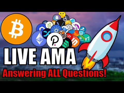 Most Don't Realize How Big This Cryptocurrency Bull Run Could Get… Answering ALL QUESTIONS! Live Q&A
