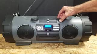 Download JVC Powered Woofer CD System RV-NB1 Demo Video