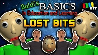 Download Baldi's Basics LOST BITS | Unused Content [TetraBitGaming] Video