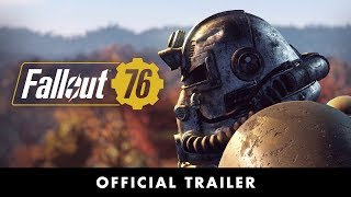 Download Fallout 76 – Official Trailer Video