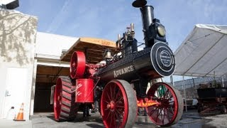 Download 1906 Advance Steam Traction Engine - Jay Leno's Garage Video