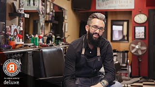 Download 'Miguel's Riverside Barber Shop' Creates a Buzz | Small Business Revolution - Main Street: S2E3 Video