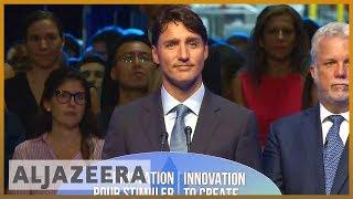Download 🇸🇦 🇨🇦 Saudi-Canada row: Trudeau stands by human rights call | Al Jazeera English Video