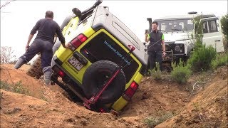 Download Land Rover Discovery TD5 35'' **Extreme Offroad - 19-11-2017** Video
