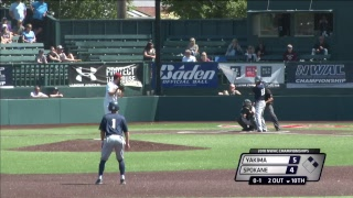 Download NWAC Baseball Championships - Game 12 - Yakima Valley vs. Spokane Video