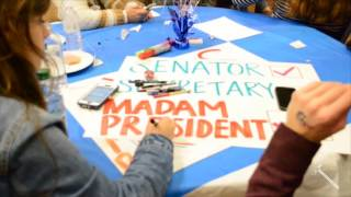 Download Election 2016: College Democrats gather to watch election results Video