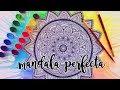 Download Tutorial para hacer una Mandala Perfecta! ♡ Dani Hoyos Video
