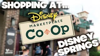 Download SHOPPING AT - DISNEY MARKETPLACE CO-OP - DISNEY SPRINGS Video