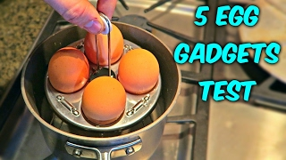 Download 5 Egg Gadgets put to the Test Video