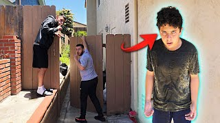 Download We snuck into his house & this happened... *BACKFIRE* Video