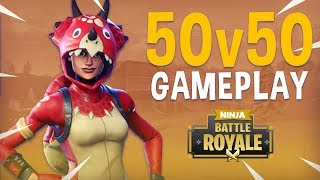 Download 50v50 Playlist! - Fortnite Battle Royale Gameplay - Ninja Video