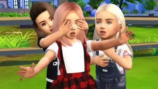Download THE FAMOUS TRIPLETS   BIRTH TO DEATH   THE SIMS 4: STORY Video