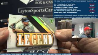 Download 2016 Topps Triple Threads Baseball 9 Box Case Break #47 Video
