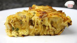 Download Так быстро пирог вы еще не готовили! СУПЕРБЫСТРЫЙ ПИРОГ из лаваша с картофелем и грибами.ВКУСНЯТИНА! Video