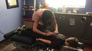 Download Pediatric Chiropractic Adjustment Video
