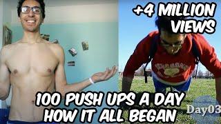 Download MY AMAZING 100 PUSH UPS TRANSFORMATION CHALLENGE [AMAZING TRASFORMATION] Video