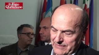 Download Referendum, Bersani e la scheda fac-simile di Renzi: ″Io non lo denuncio. Ma non sto sereno″ Video