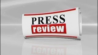 Download Press Review - 17/10/2018 Video