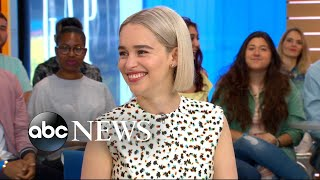 Download Emilia Clarke opens up about 'Solo: A Star Wars Story' Video