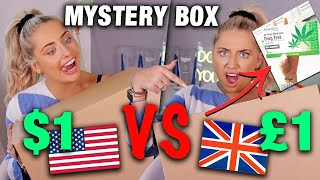 Download *i got a drug test ?! * trying a DOLLAR STORE vs POUNDLAND mystery box?! Video