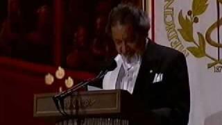 Download Nobel Banquet speech, V.S. Naipaul 2001 Video