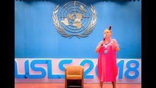Download Geraldine Cox at the 9th USLS 2018 Video