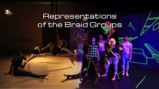 Download Representations of the Braid Groups, WINNER of 2017 Dance Your PhD Video