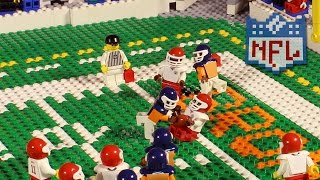 Download NFL: Kansas City Chiefs @ Denver Broncos (Week 12, 2016) | Lego Game Highlights Video