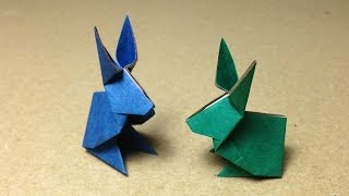 Download How to make an Origami Rabbit Video