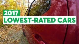 Download Consumer Reports 2017 Lowest-Rated Cars in 10 Categories Video