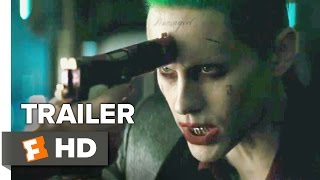 Download Suicide Squad Official Extended Cut Trailer (2016) - Margot Robbie Movie Video