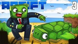 Download Minecraft: ADRIFT - WE MADE A FRIEND! (Ep.3) Video