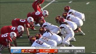 Download 2017 NJCAA Football Championship Highlights Video