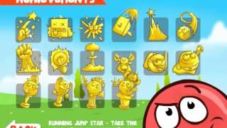 Download Red Ball 4 Gameplay Walkthrough - Achievements Video