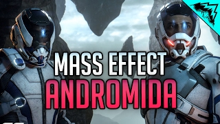 Download MASS EFFECT ANDROMEDA - First Mass Effect Experience (Part 1 Gameplay Part 1 and Impressions) Video