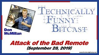 Download Attack of the Bad Remote by Don McMillan Video