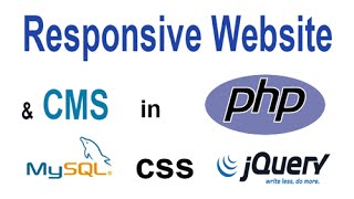 Download Create a Responsive Website & CMS in PHP - Part 30 - Displaying Dynamic Multi-Level Menu Video