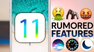 Download 11 Features To Expect in iOS 11! Video