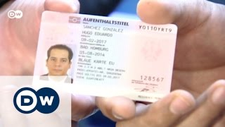 Download Immigration via Blue Card | Made in Germany Video