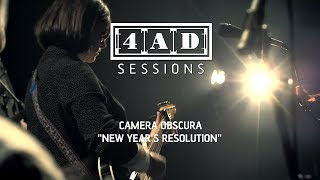 Download Camera Obscura - New Year's Resolution (4AD Session) Video