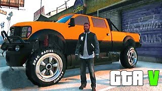 Download Grand Theft Auto V - MONSTER TRUCK ″Vapid Sandking XL Off-Road″ and Customization (GTA 5) Video