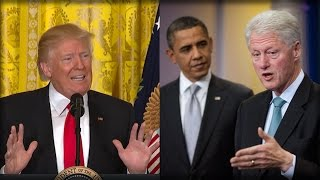 Download IT'S OVER: TRUMP JUST WENT NUCLEAR ALL OVER OBAMA AND CLINTON'S LEGACY Video