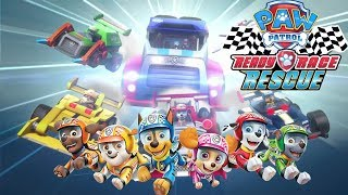 Download Paw Patrol Ready Race Rescue - Super Pups Save The Mighty Twins Full Episode Compilation Video