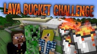 Download UN CREEPER EN CASA - Reto de Lava Bucket Challenge ALS Video