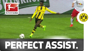 Download Dembele's Incredible Assist for Aubameyang! Video