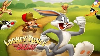 Download Looney Tunes Dash! - (by Zynga Inc.) - iOS / Android - HD (Sneak Peek) Gameplay Trailer Video